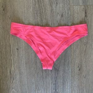 Lululemon hot pink bikini bottoms
